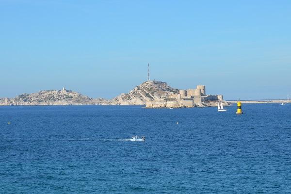 Les iles de Frioul - Marseille