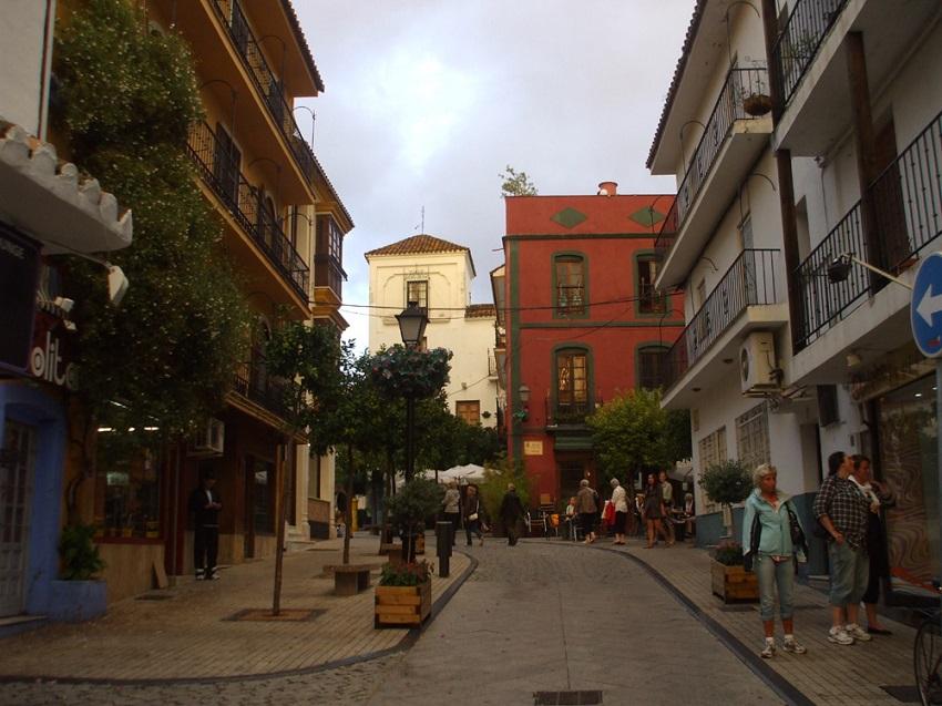 Marbella en Andalousie