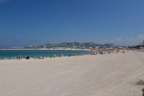 Prado à Marseille avec ses plages
