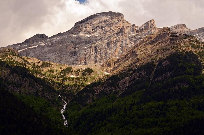Ordesa dans les Pyrénées