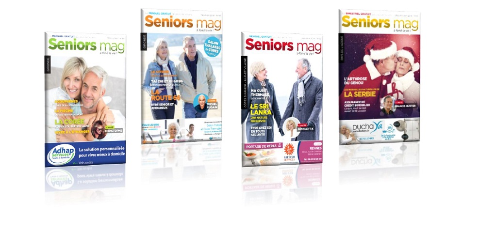 Rejoindre Seniors mag et lancer un magazine seniors