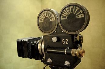 Tournage de film à Rome