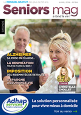 Séniors Mag - avril 2019 - 33 - Gironde - Bordeaux